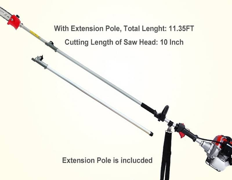 Maxtra pole saw review