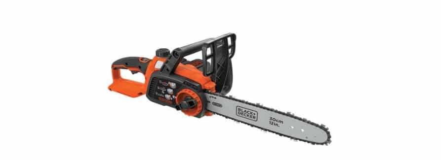 BLACK+DECKER LCS1240 40-volt Cordless Chainsaw Reviews