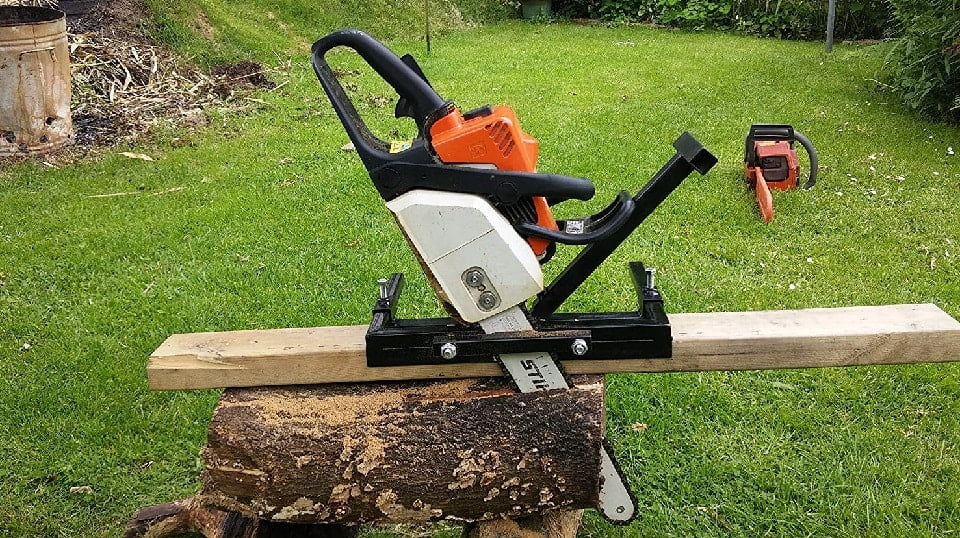 Best Chainsaw for Milling Lumber