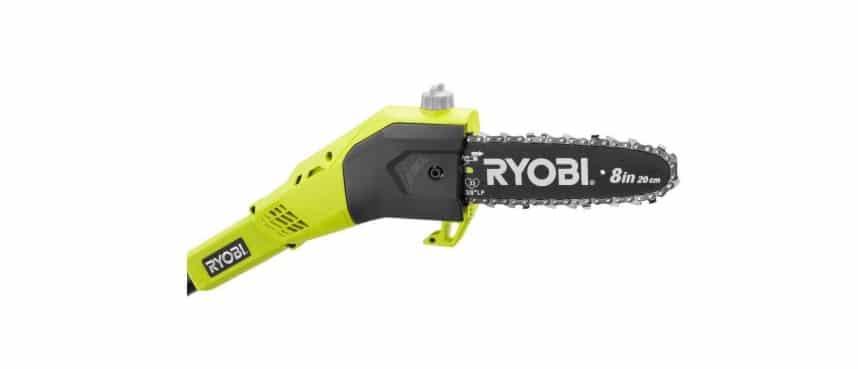 Ryobi ONE+ 8 in. 18-Volt Lithium-Ion Cordless Pole Saw