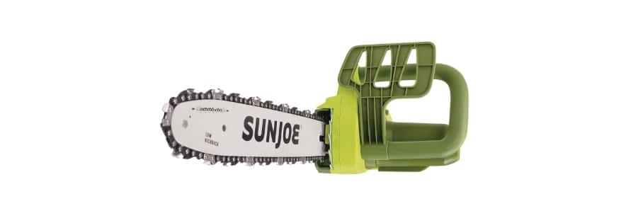 Sun Joe SWJ599E 14-inch 9-Amp Tree Limb Master Electric Handheld Chainsaw
