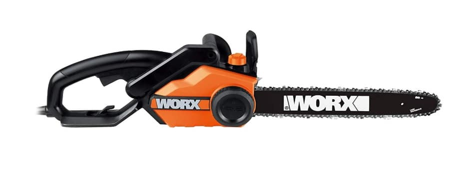 Worx 16-Inch 14.5 Amp Electric Chainsaw Reviews