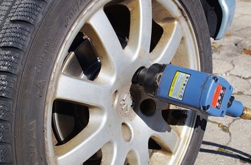 best impact wrench for changing tires fast