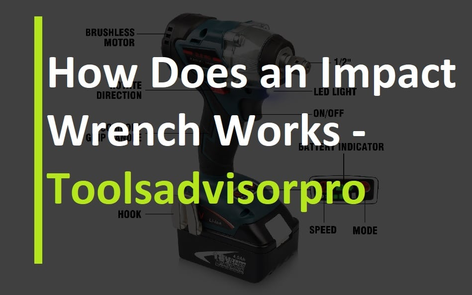 How Does an Impact Wrench Works