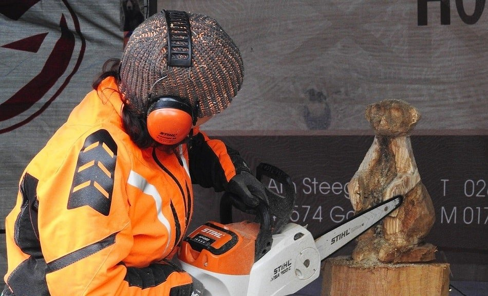 Best Chainsaw for Carving Wood