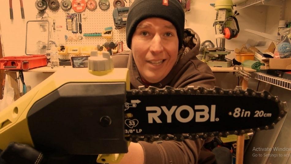 Ryobi Pole Saw parts